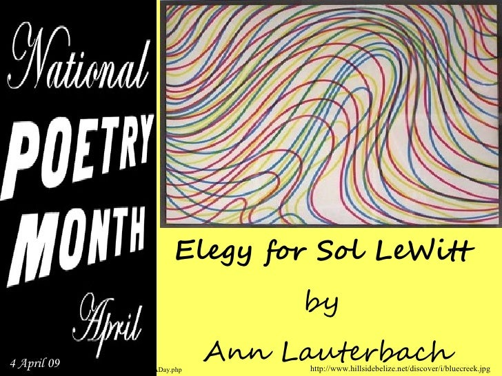 National Poetry Month 4