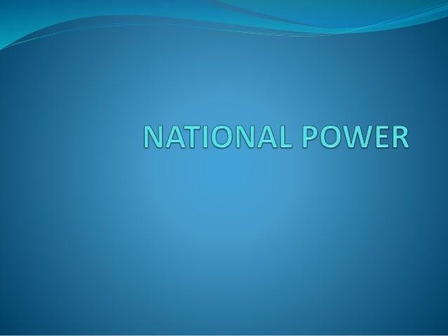 Kết quả hình ảnh cho control national power