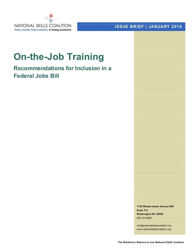 National skills coalition_issue_brief_on_ojt