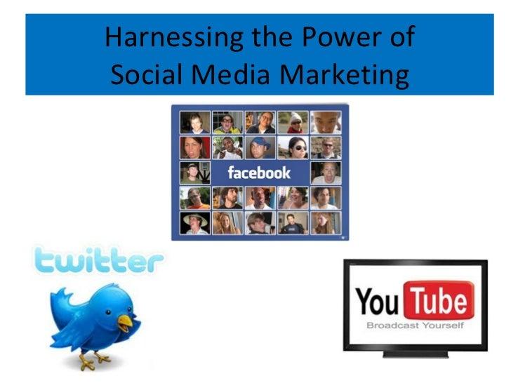 National Social Media Marketing