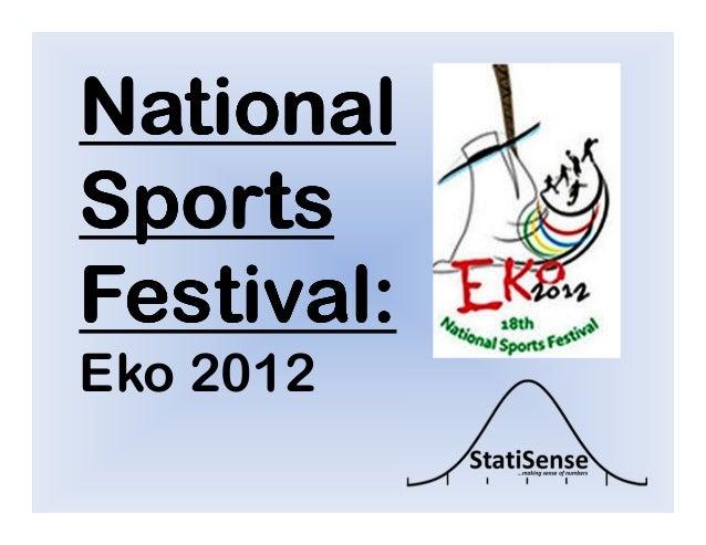 NationalSportsFestival:Eko 2012
