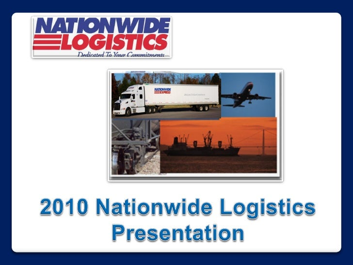 Nationwide Express, Inc.                      Corporate Overview  Year Founded                          1981   Ownership...