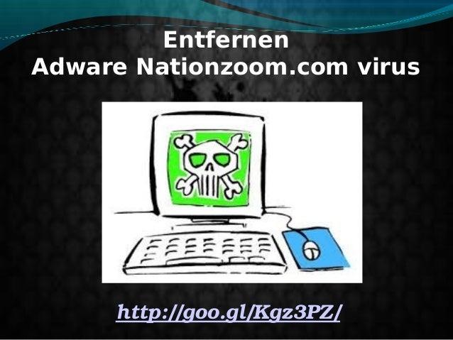 Entfernen Adware Nationzoom.com virus  http://goo.gl/Kgz3PZ/
