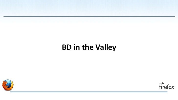 BD in the Valley