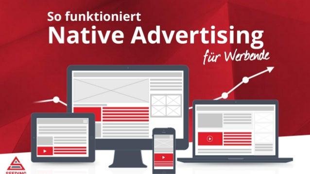 So funktioniert Native Advertising