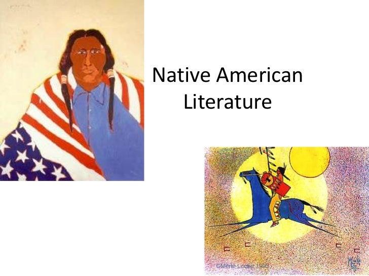 Native American Literature<br />