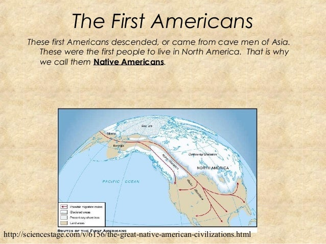 Native Americans Ppt on 12 Early Civilizations