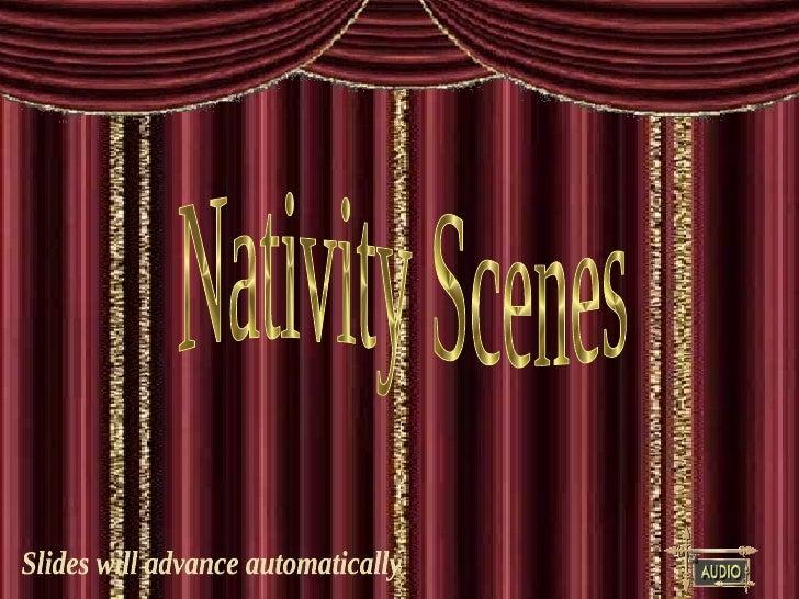 Nativity Scenes 2009