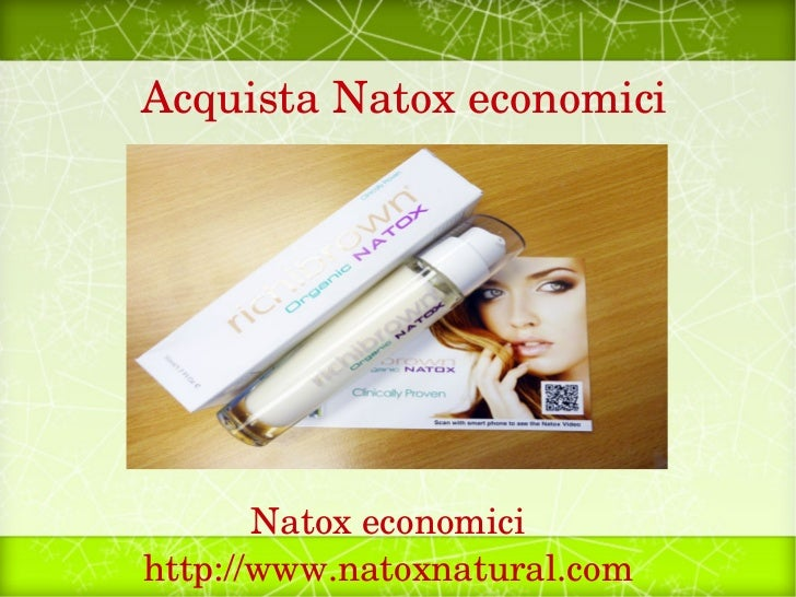 Natox Economici