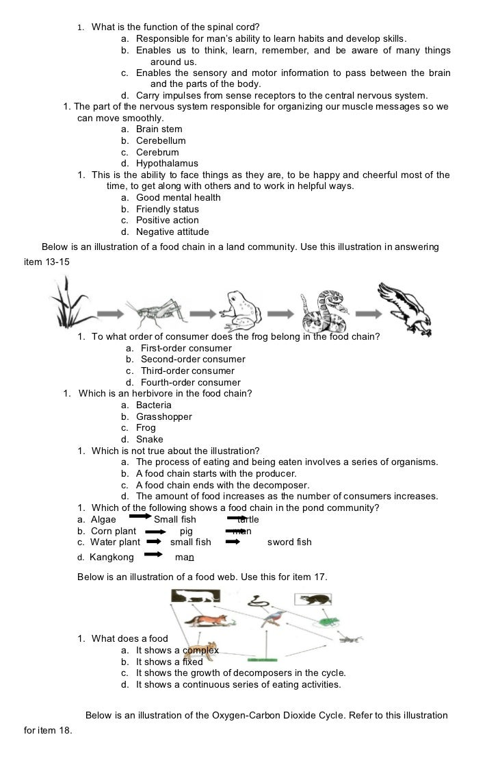 science reviewer for grade 4 This document contains samples of science materials from the new jersey  assessment of skills pages 3-37 provide the grade 4 samples of test questions.