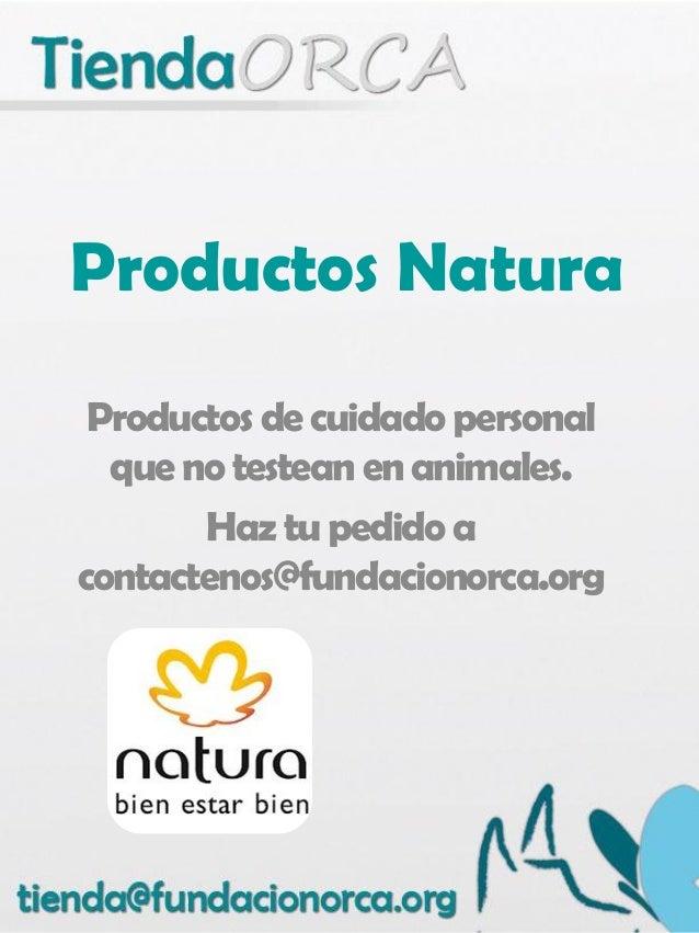 Natura- Fundación Orca