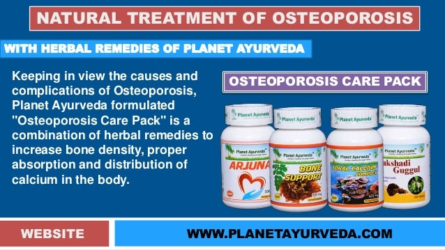 Best Natural Cures For Osteoporosis