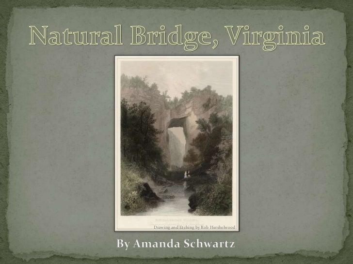 Natural Bridge - Physical Geology