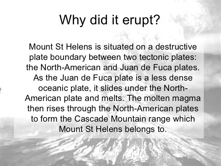 Mt. St. Helens and Catastrophism