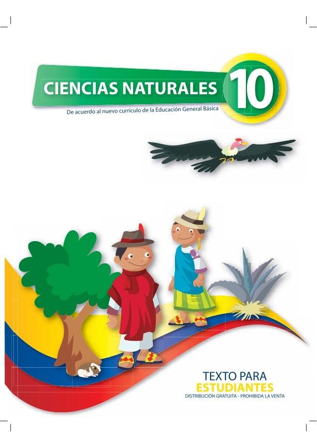 Naturales 10 egb