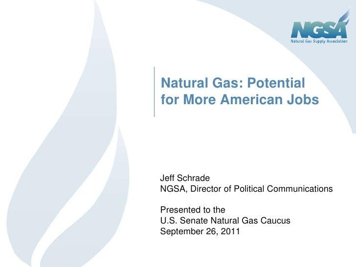Natural gas employment presentation   final