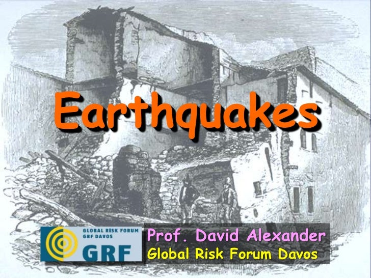 Natural hazards   earthquakes