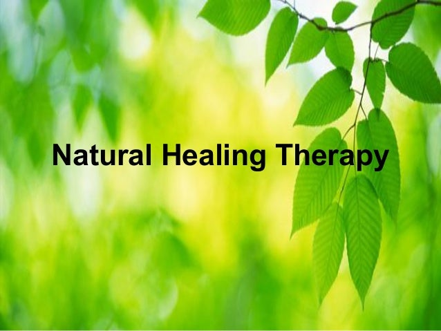 Natural Healing Therapy