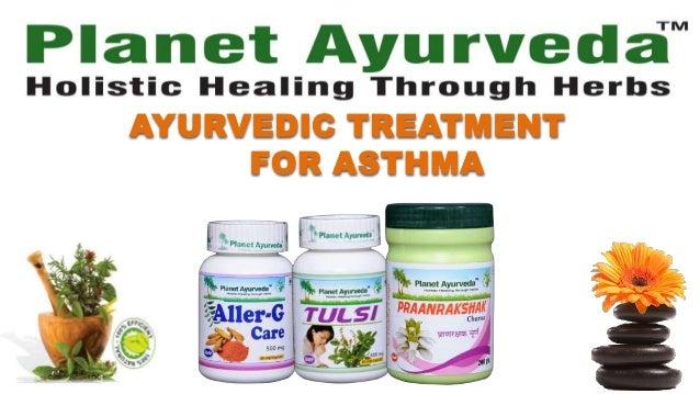 AYURVEDIC TREATMENT FOR ASTHMA