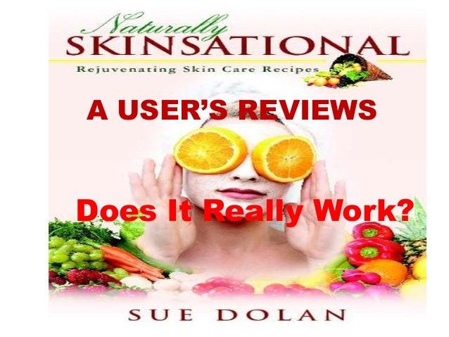 Naturally skinsational rejuvenating skin care recipes reviews