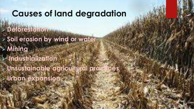 Natural resources conservation its depletion for Natural resources soil uses
