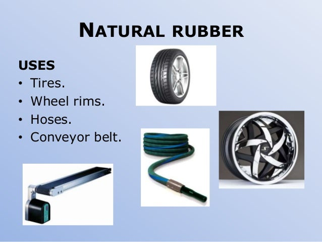 Physical Properties of Rubber – a Buyer and Designer's Guide
