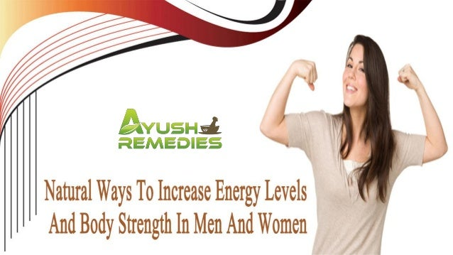 Natural Ways To Increase Energy And Motivation