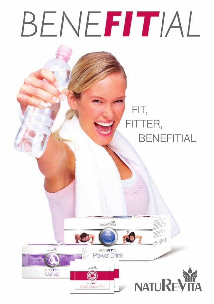 Fit, FittER,    BEnEFitial