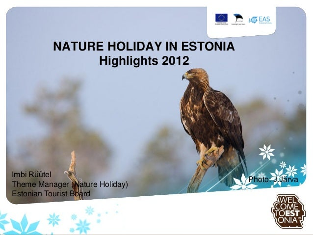 Nature Highlights of Estonia