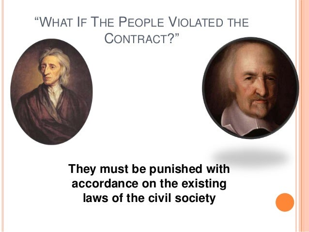 """hobbes and the social contract Hobbes, locke, montesquieu, and rousseau on montesquieu, and rousseau on government hobbes called this agreement the """"social contract"""" hobbes believed."""