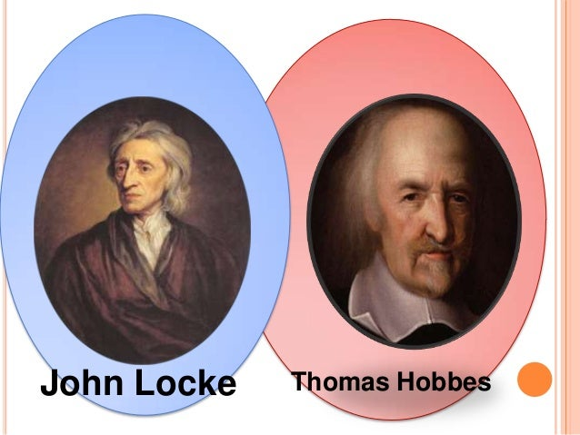 human nature according to john locke and thomas hobbes A catholic guide to thomas hobbes: 12 things you should know  according to nature,  the next great modern philosopher is john locke hobbes' critique of.