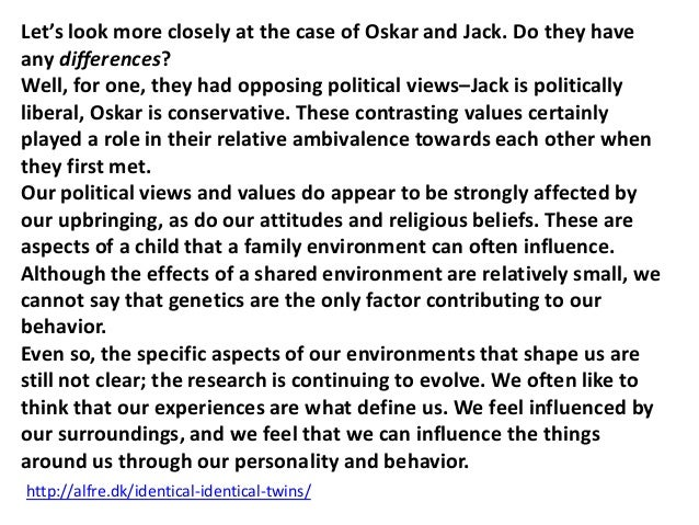 nature versus nature essay · the purpose of this paper is to expose the differences and similarities between nature vs nurture how they correlate to each other, and shape human.