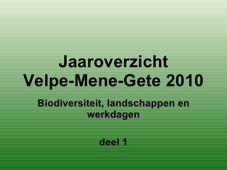 Natuurpunt velpemene-jaaroverzicht-2010-av2011-deel-1