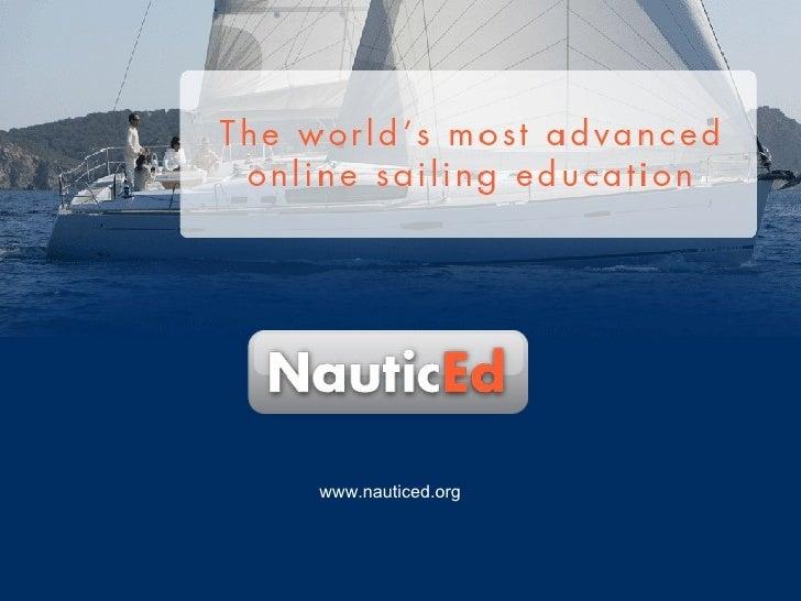 NauticEd   tour