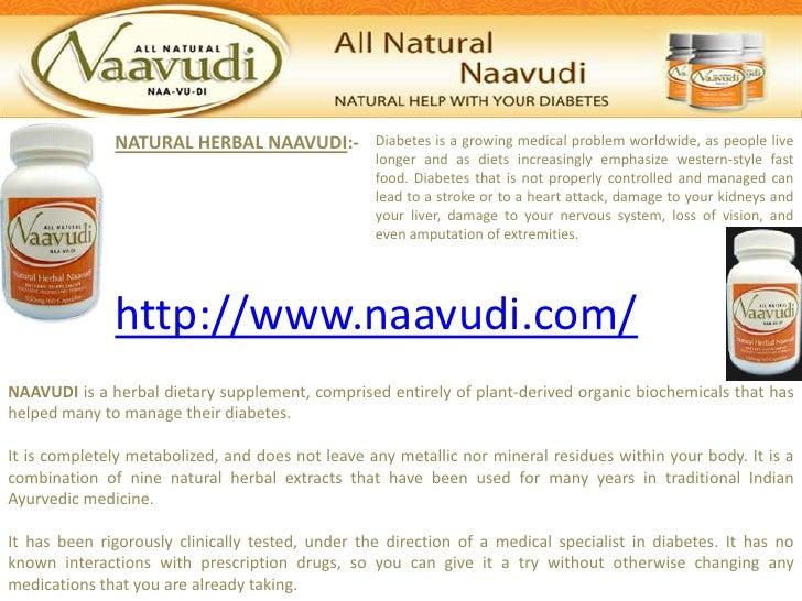 NATURAL HERBAL NAAVUDI:-            Diabetes is a growing medical problem worldwide, as people live                       ...