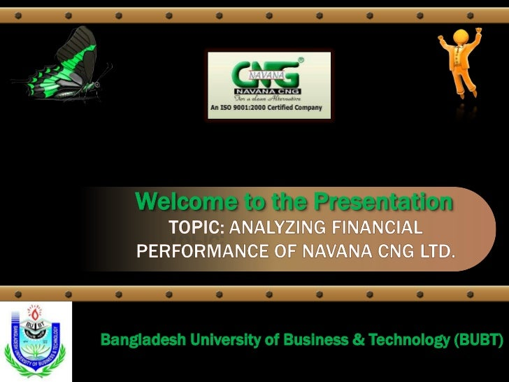 Welcome to the PresentationBangladesh University of Business & Technology (BUBT)