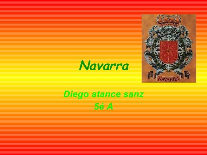 Navarra Diego atance sanz 5é A