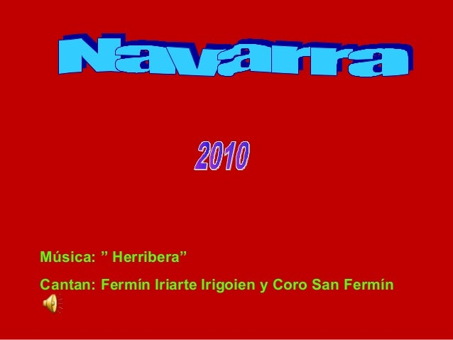 Navarra 2010