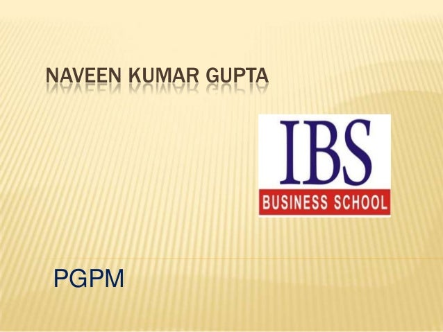 My Visual Resume-Naveen Gupta