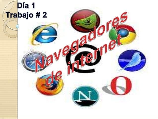 Navegadores de internet vice