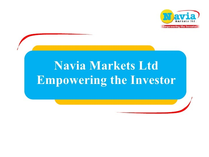 Navia Markets Ltd Empowering the Investor