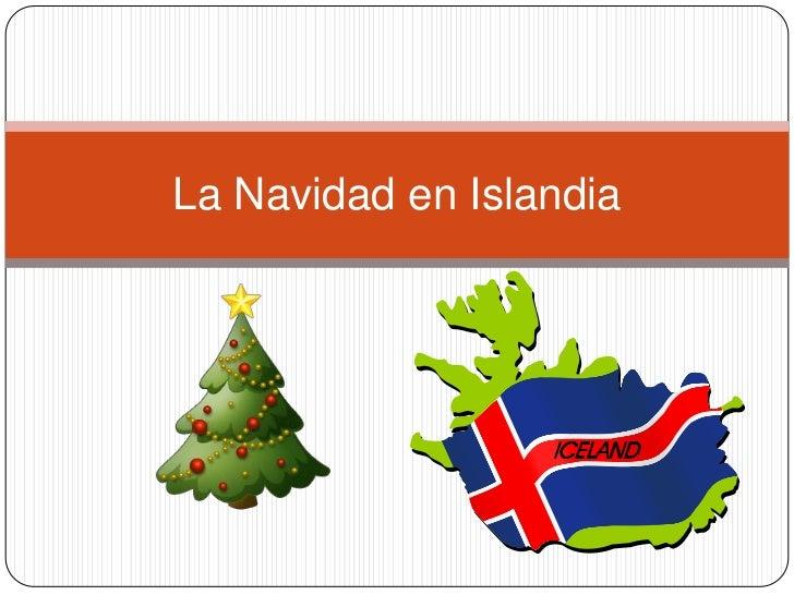La Navidaden Islandia<br />