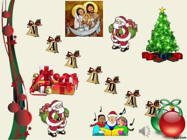 • El día de Navidad es el 25  de diciembre, cuando se  conmemora el Nacimiento  de Jesucristo en Belén  según los evangeli...