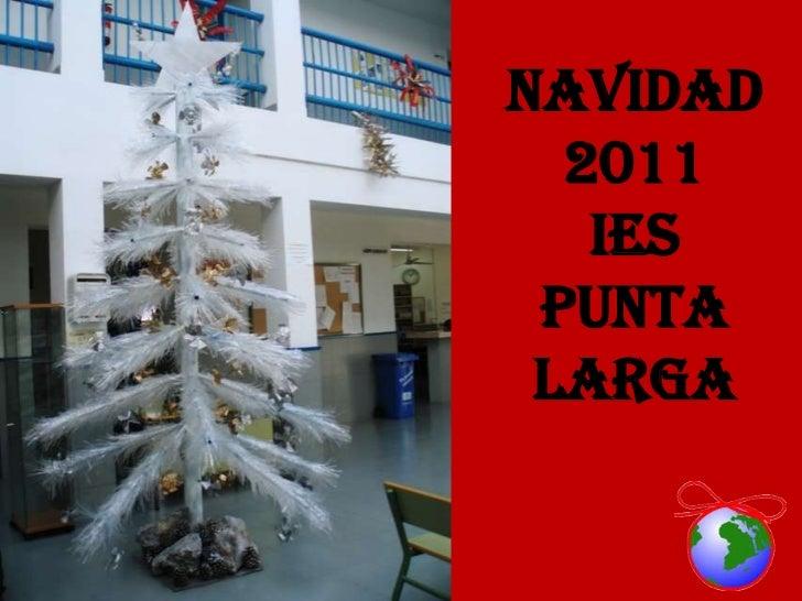 Navidad 2011 power point