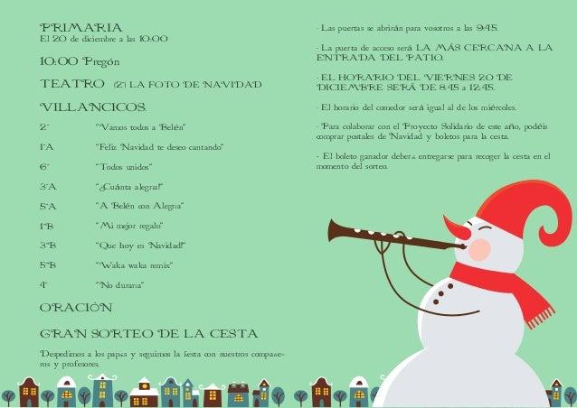 """Feliz Navidad te Deseo Cantando """"feliz Navidad te Deseo"""