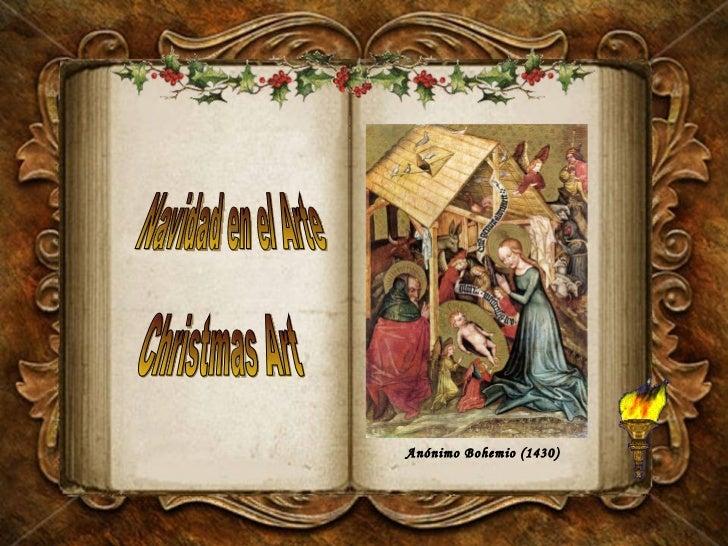 Navidad en el Arte. Christmas Art (g)