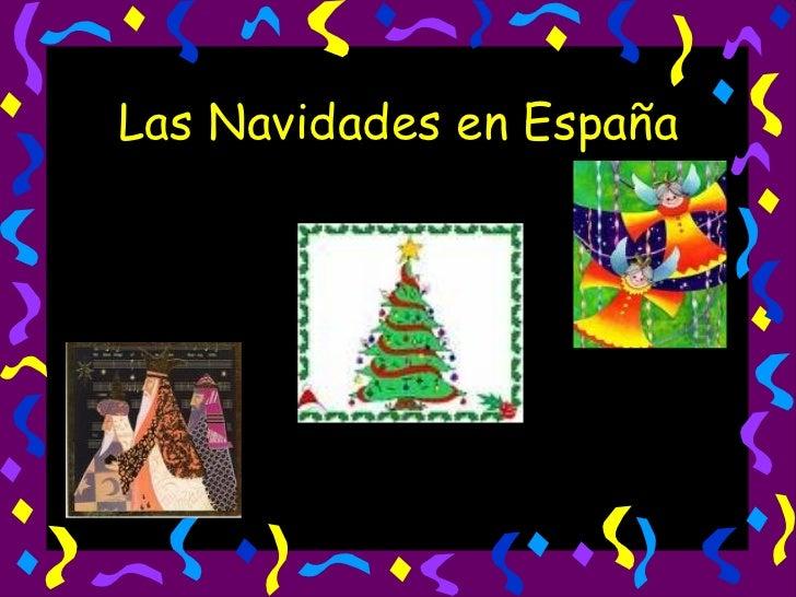 Navidades En Espana