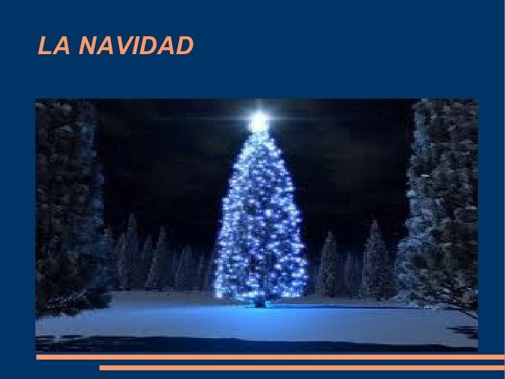 Felicitación de Navidad, Santi