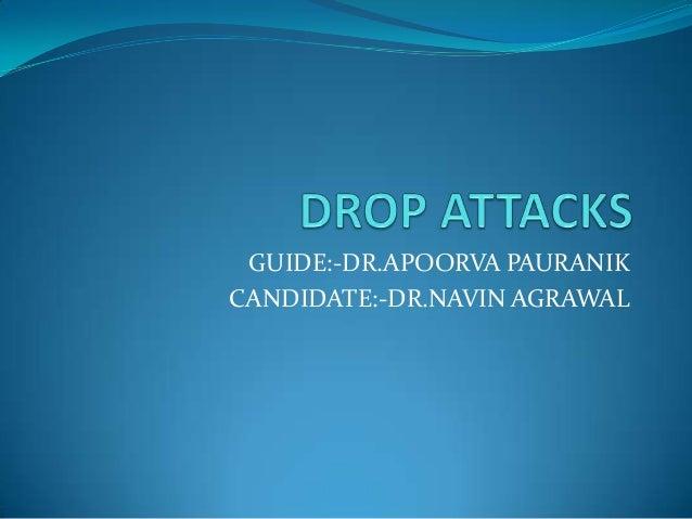 Navin agrawal syncope presentation