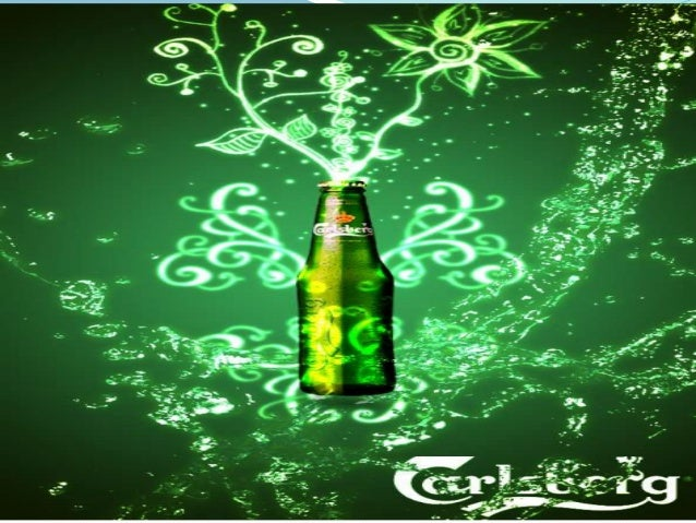 INTRODUCTION:  Carlsberg Beer was founded in 1847 by the visionary brewer  J.C. Jacobsen.  The name of the company Carls...